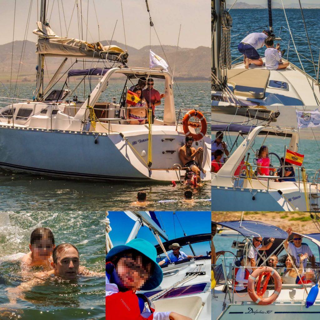 navegando el 15 de junio