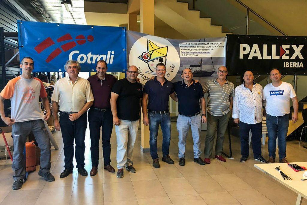 Reunión con empresarios de Aragón